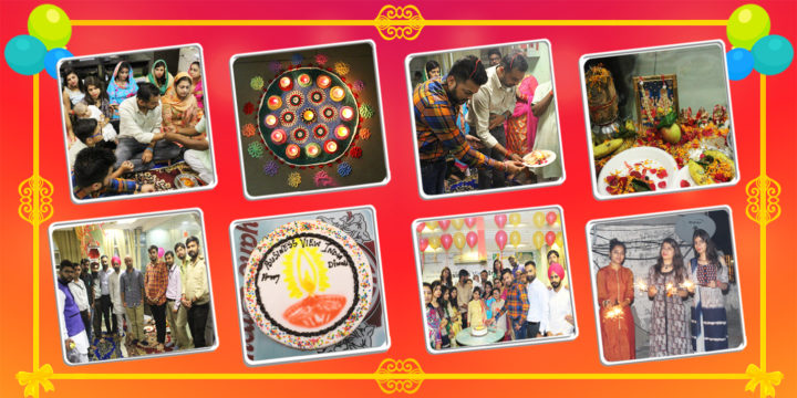 Fun and Frolic Diwali at CS18