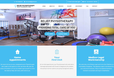 Relief Physiotherapy